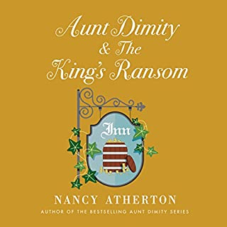 Aunt Dimity and the King's Ransom audiobook cover art