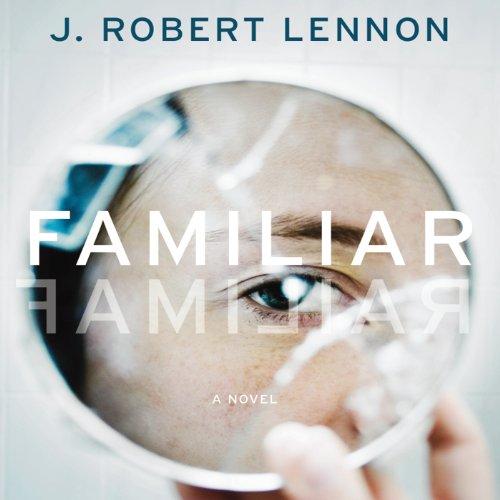Familiar audiobook cover art
