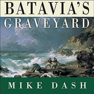 Batavia's Graveyard audiobook cover art