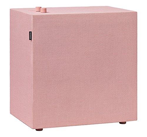 Urbanears Baggen Multiroom Lautsprecher (WiFi, Bluetooth, Chromecast, AirPlay, Spotify Connect) Dirty Pink