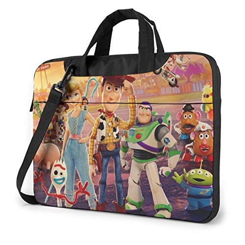 Toy Story Laptop Bags Briefcase Women Men Shoulder Bag Office Bussiness Travel Tablet Sleeve Case-14 inch