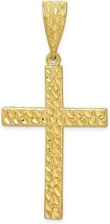 Best 10k gold nugget cross Reviews