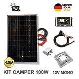 kit solar camper 12v