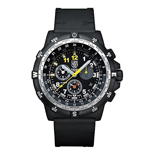 Luminox RECON Leader Herren-Armbanduhr Chronograph Quarz Plastik - XL.8841.KM.SET