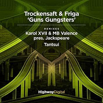 Guns Gungsters