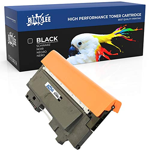 RINKLEE CLT-K404S Cartuccia Toner Compatibile per Samsung Xpress SL-C430 SL-C430W SL-C480 SL-C480FN SL-C480FW SL-C480W | Alta Capacità 1500 Pagine | NERO