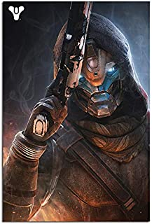 Destiny 2 Cayde-6 Gaming Poster Gloss Laminated - 91.5 x 61cms (36 x 24 Inches)