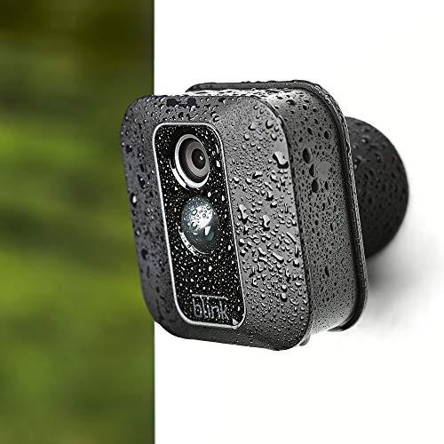 Blink XT2 (Seconda Generazione) | Telecamera di sicurezza per interni/esterni con archiviazione sul cloud, audio bidirezionale, autonomia di 2 anni | Sistema a 1 telecamera