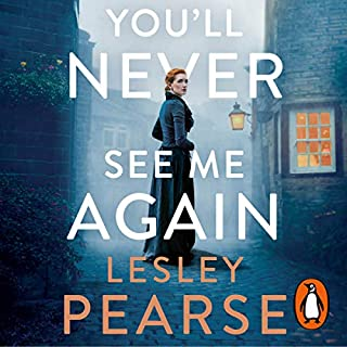 You'll Never See Me Again audiobook cover art