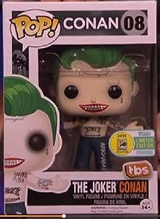 Funko Pop! Conan #08 The Joker Conan (SDCC 2016 Exclusive) by POP!