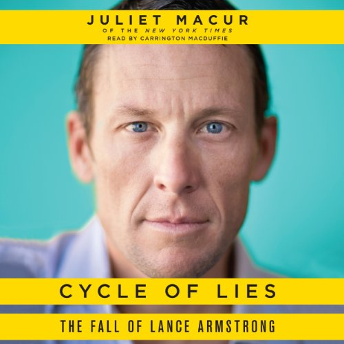 Cycle of Lies audiobook cover art