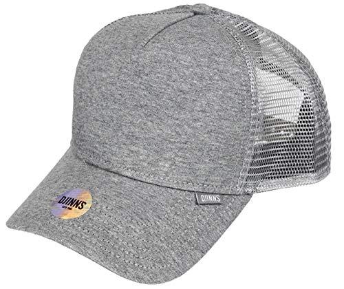 Djinns Hft Trucker Cap Cut & Sew Grey Heather - One-Size