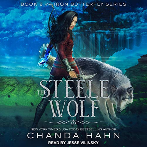 The Steele Wolf Audiobook By Chanda Hahn cover art