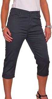ICE Jeans Capri in Chino Lucido, con Vita Alta 46-56