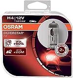 Osram 64193SV2-HCB Silverstar 2.0 H4 Lámpara...