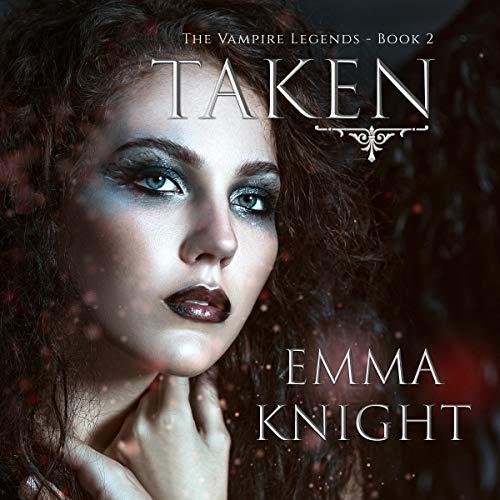 Taken audiobook cover art