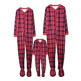Pijama de Navidad a Juego para Padres y niños, de Discounl, para el Servicio doméstico de Europa y Estados Unidos, de una Pieza, para Mujeres Padre M