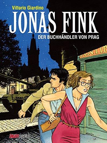 Jonas Fink Gesamtausgabe: Band 2: Der Buchhändler von Prag