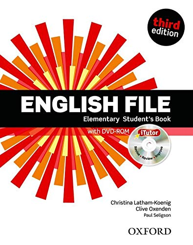 English File third edition: English file digital. Elementary. Student's book--iTutor-iChecker. With keys. Con espansione online. Per le Scuole superiori: The best way to get your students talking