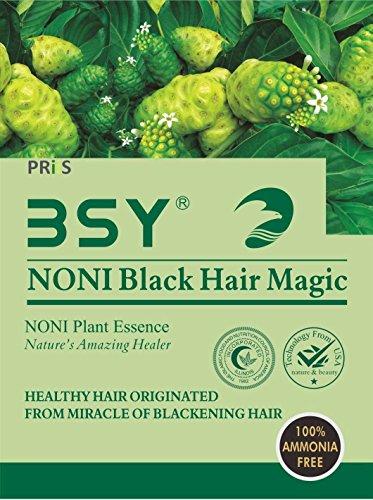 Veda Herbals Noni Black Hair Magic Shampoo Pack Of 3 (Black)