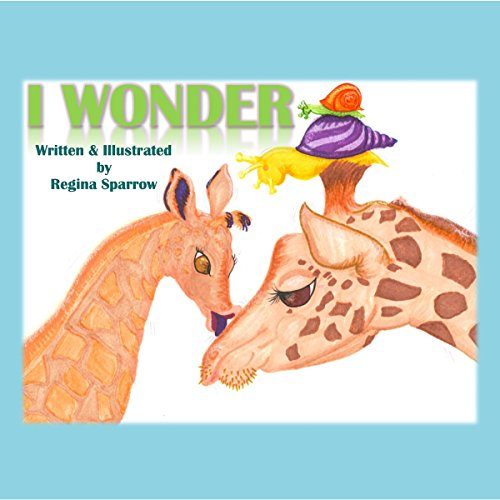 I Wonder audiobook cover art