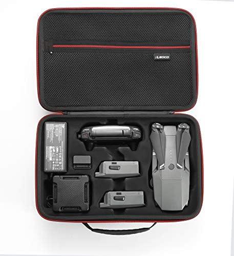 RLSOCO Étui De Transport pour DJI Mavic Pro/Platinum Drone and Accessories, Idéal pour Voyage et Maison Stockageà ( Ne convient pas Mavic 2 Pro&Zoom)
