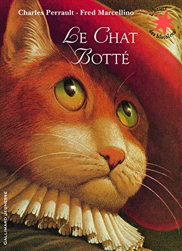 Le Chat Botté - L'heure des histoires - De 3 à 7 ans