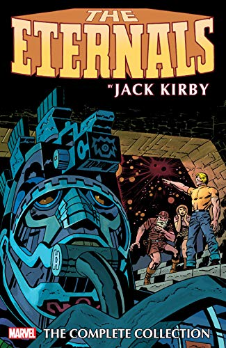 Eternals by Jack Kirby: The Complete Collection (Eternals (1976-1978)) (English Edition)