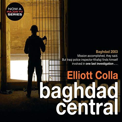 Baghdad Central cover art
