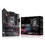 ASUS ROG Strix B460-H Gaming B460 LGA 1200 (Intel 10th Gen) ATX Gaming Motherboard (Intel 1Gb LAN,...