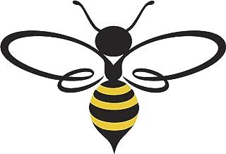 bumblebee car decal