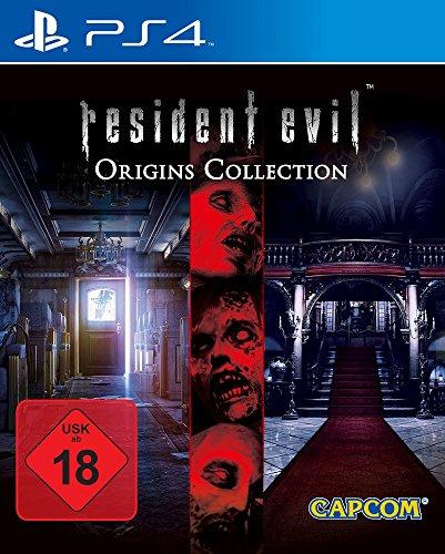 Resident Evil Origins Collection (Resident Evil + Resident Evil 0) [Software Pyramide]