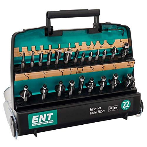 ENT European Norm Tools -  ENT 09022 22-tlg. HM