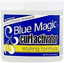BLUE MAGIC CURL ACTIVATOR STYLING FORMULA 15.25oz