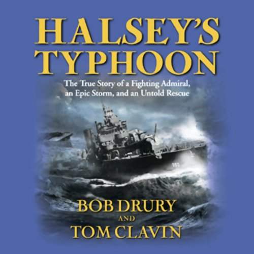 Halsey's Typhoon audiobook cover art