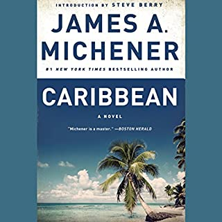 Caribbean cover art