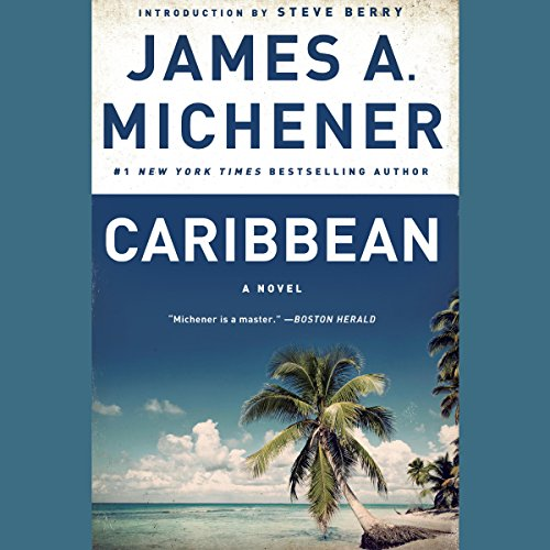 Caribbean audiobook cover art