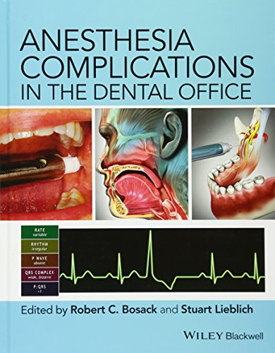 Bosack, R: Anesthesia Complications in the Dental Office