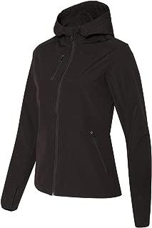 DRI Duck Women's 9411 Ascent Zip-Up Hooded Soft Shell Jacket