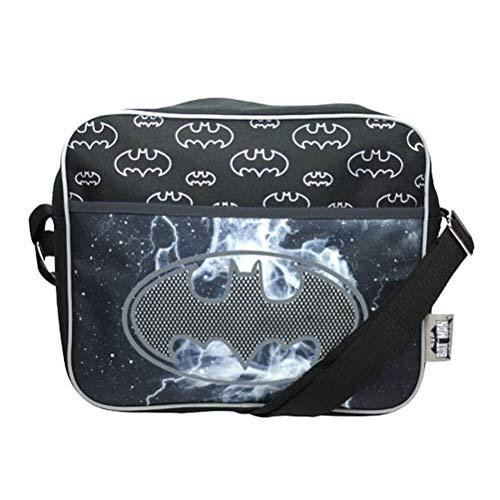 Bolsa de mensajería Batman Bat-Signal para niños