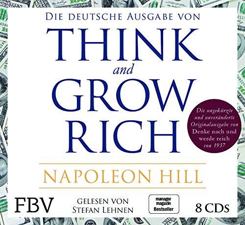 Think and Grow Rich Titelbild