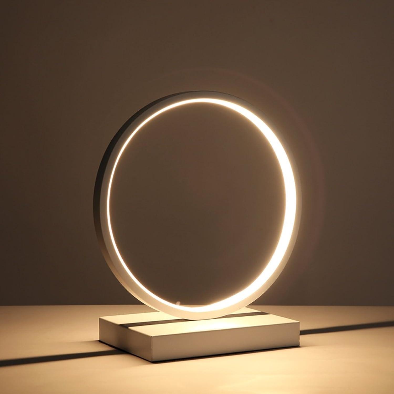LILY Post-Modern Einfache Led Lampe - Schlafzimmer Bedside Kreatives Geschenk Nordic Dimmen Warme Tischlampe (Größe   B 28.5  32cm)