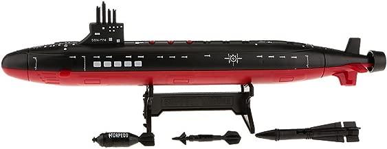 Festnight Giocattolo Sottomarino per Vasca da Bagno Giocattolo con elica Posteriore Girevole Vasca da Bagno per Bambini