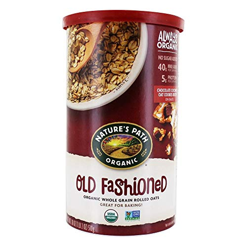 Nature's Path Organic - Organic Old Fashioned Whole Grain Rolled Oats - 18 oz.