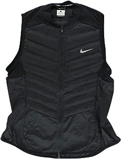 Womens Running Vest Black