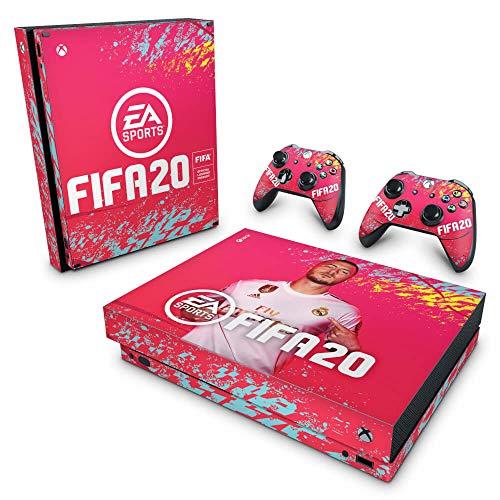 Skin Adesivo para Xbox One X - Fifa 20