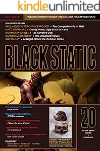 Black Static #20 (Black Static Magazine)