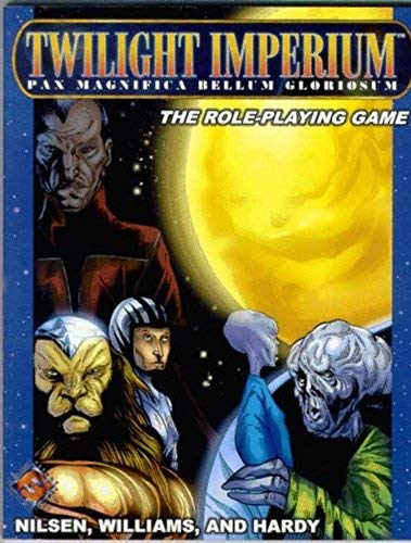 Twilight Imperium: The Role-Playing Game