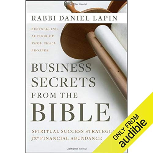 Business Secrets from the Bible  By  cover art
