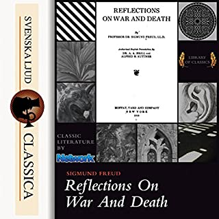 Reflections on War and Death audiobook cover art